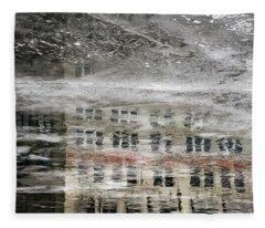 Cream City Cold Fleece Blanket