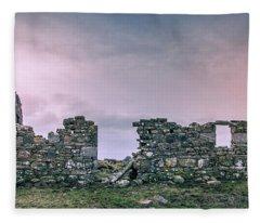 Croft No More Fleece Blanket