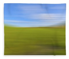 Crops X Fleece Blanket