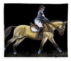 Cross Country Fleece Blanket