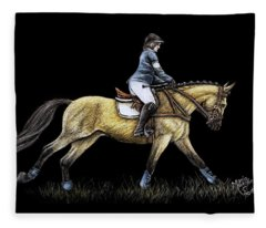 Cross Country Fleece Blanket