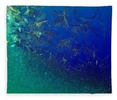 Crystal Sea Fleece Blanket