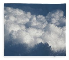 Crystals Fleece Blanket