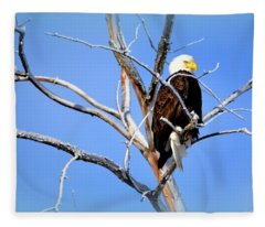 Cultural Freedom Fleece Blanket