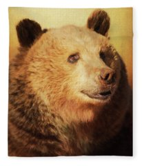 Cypress The Bear Fleece Blanket