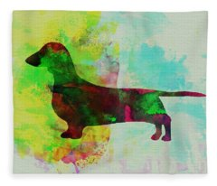 Puppy Fleece Blankets