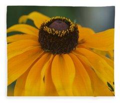Daisy 2 Fleece Blanket