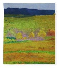 Dakota Dream Fleece Blanket