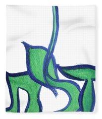 Dalit Nf1-176 Fleece Blanket