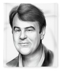 Dan Aykroyd Fleece Blanket