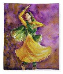 Dancer Fleece Blanket