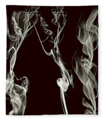 Dancing Apparitions Fleece Blanket