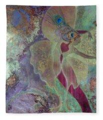 Dancing Fairy Fleece Blanket