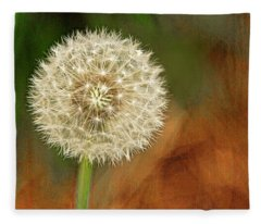Dandy Glow Fleece Blanket
