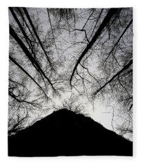 Dark Shadows Fleece Blanket