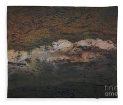 Dark Skies Fleece Blanket
