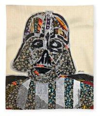 Darth Vader Star Wars Afrofuturist Collection Fleece Blanket