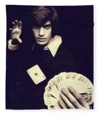 David Copperfield, Magician Fleece Blanket