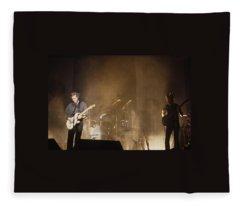 David Gilmour Live Fleece Blanket