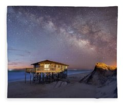 Dawn Patrol Fleece Blanket