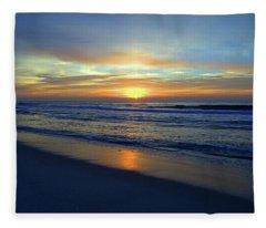 Dawning I I Fleece Blanket