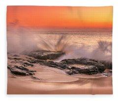 Day Break Fleece Blanket