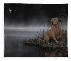 Daybreak Arrival Fleece Blanket