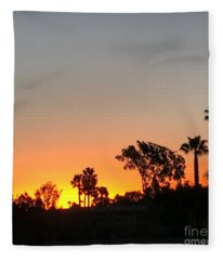 Daybreak Fleece Blanket