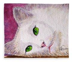 Daydreaming Fleece Blanket