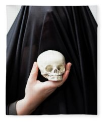 Death Bringer Fleece Blanket