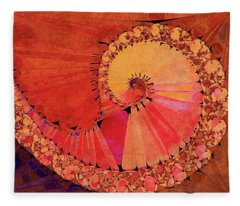 Deco Elemental Fleece Blanket