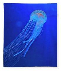 Deep Blue Sea Fleece Blanket