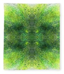 Deep Intuitive Understanding Of The Akashic Records #1364 Fleece Blanket