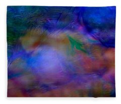 Deep Waters Fleece Blanket