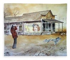 Delimma Fleece Blanket