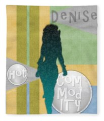 Denise Fleece Blanket