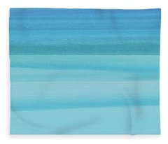 Depth Perception Fleece Blanket