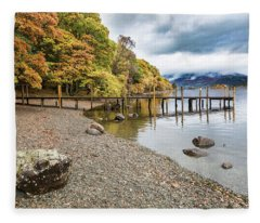 Derwent Jetty Fleece Blanket