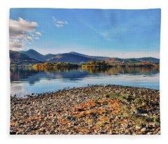 Derwent Shoreline Fleece Blanket