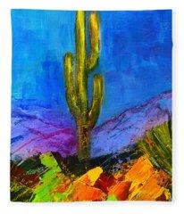 Desert Giant Fleece Blanket