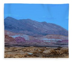 Desert Night Fleece Blanket