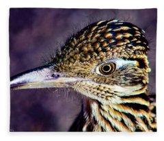 Desert Predator Fleece Blanket