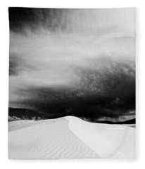 Desert Storm Fleece Blanket