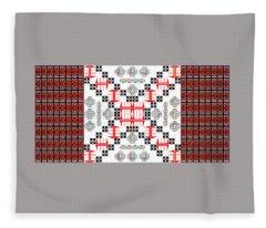 Design2c_16022018 Fleece Blanket