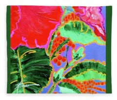 Detail  Fleece Blanket