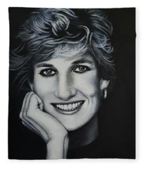Diana Fleece Blanket