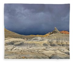 Dicey Weather Fleece Blanket