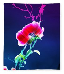 Digital 1 Fleece Blanket