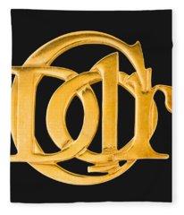 Dior Jewelry-1 Fleece Blanket