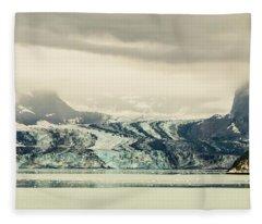 Dirty Glacier Fleece Blanket